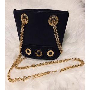 ✨TIFFANY & CO.✨Mini Leather Crossbody Bag